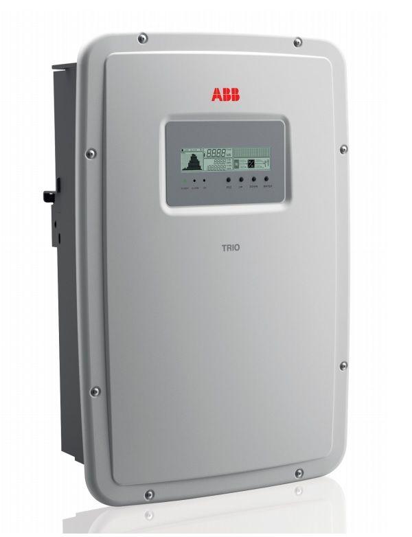 Invertor trifazic de reţea ABB  TRIO-7.5kW-TL-OUTD-S-400 / 3M98990S005A