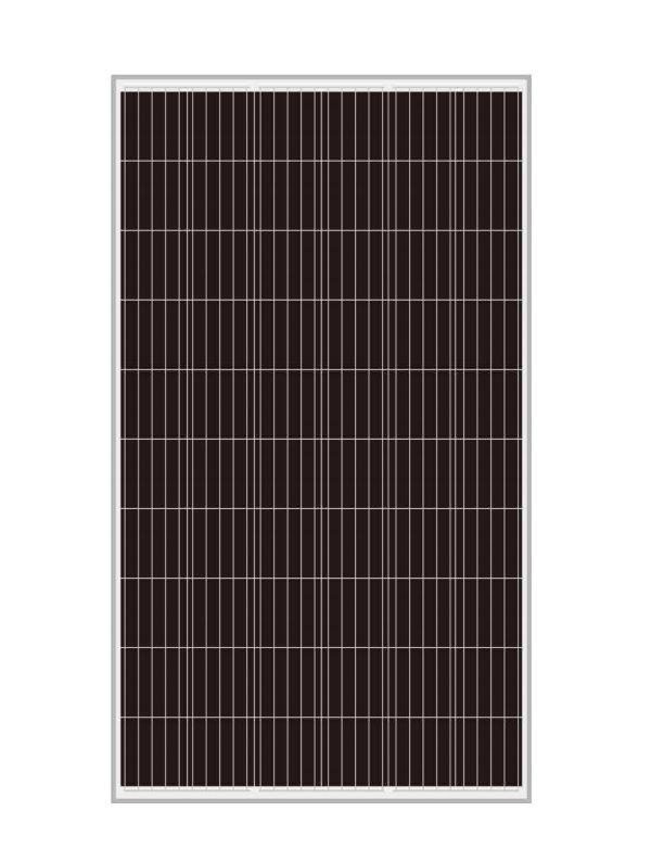 Panou fotovoltaic seria ZXM6-LD60-320W din sticlă dublă și ușoară Znshinesolar 5BB, modul PV mono
