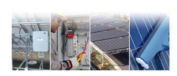 Operare, întreținere și service parcuri solare